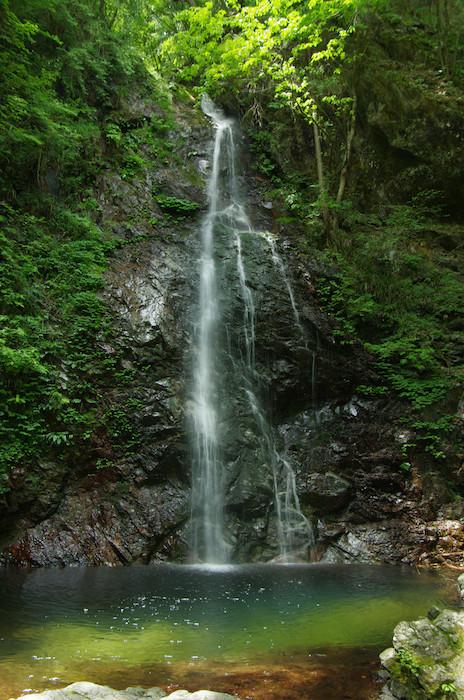 払沢の滝 東京都檜原村