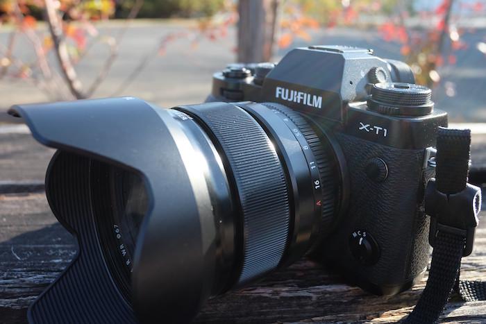 X-T1+XF16mmF1.4